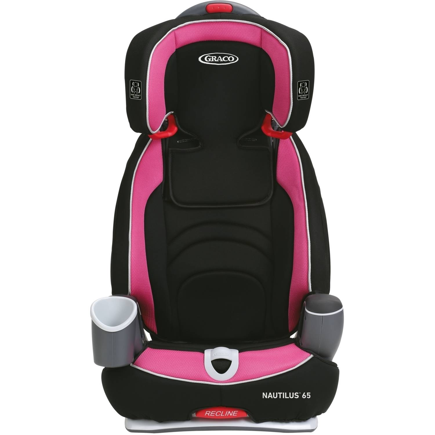 Graco Nautilus   In  Multi Use Harness Booster Car Seat