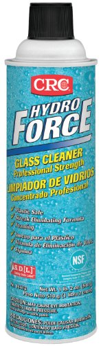 Crc Hydroforce Glass Cleaner
