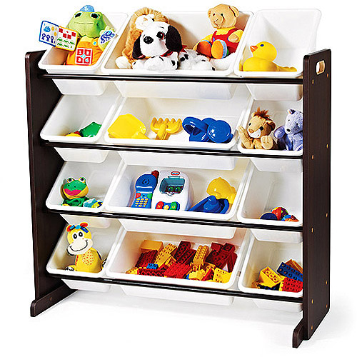 Image Is Loading Tot Tutors Kids Toy Storage Organizer With 12