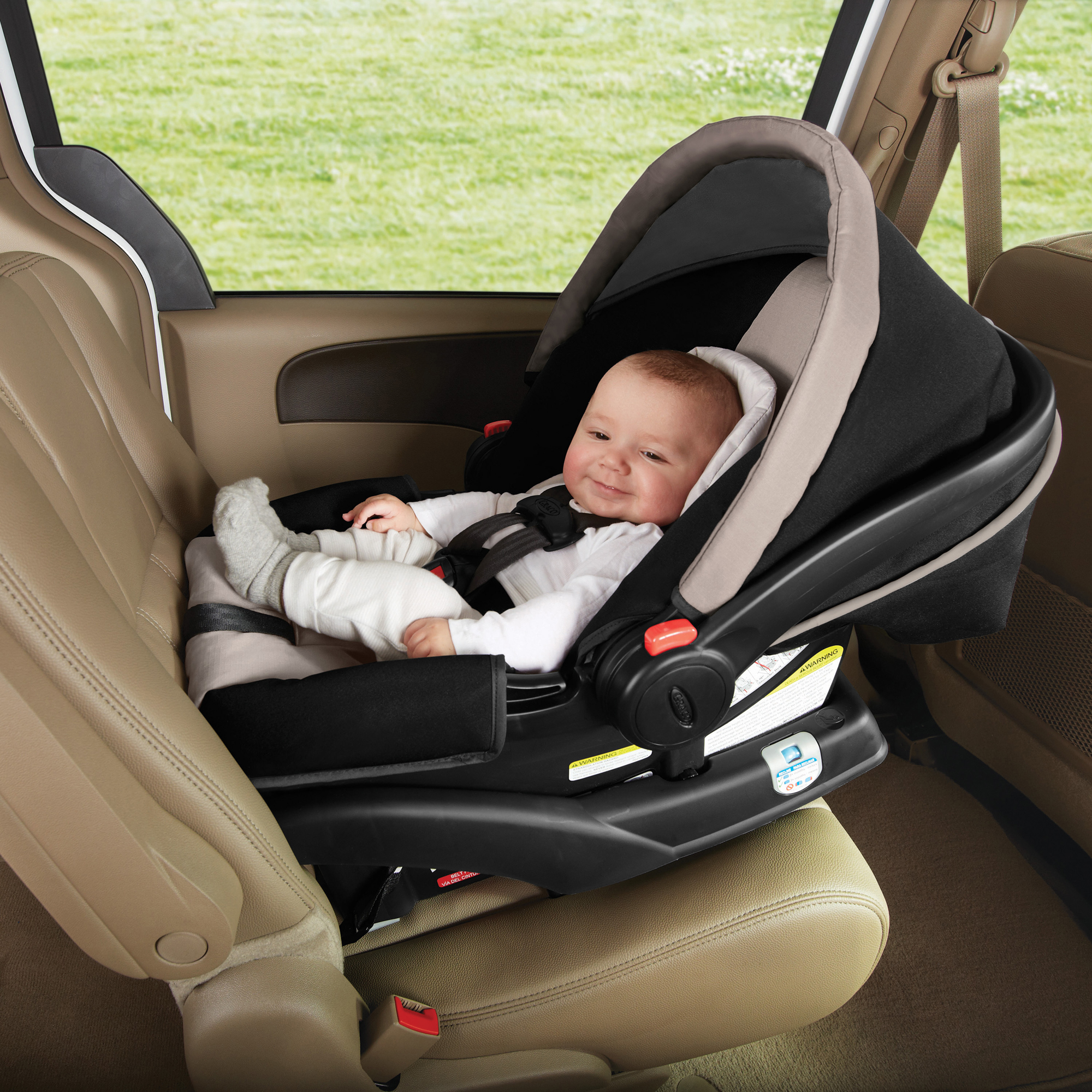 Celebrity pick for baby car seats