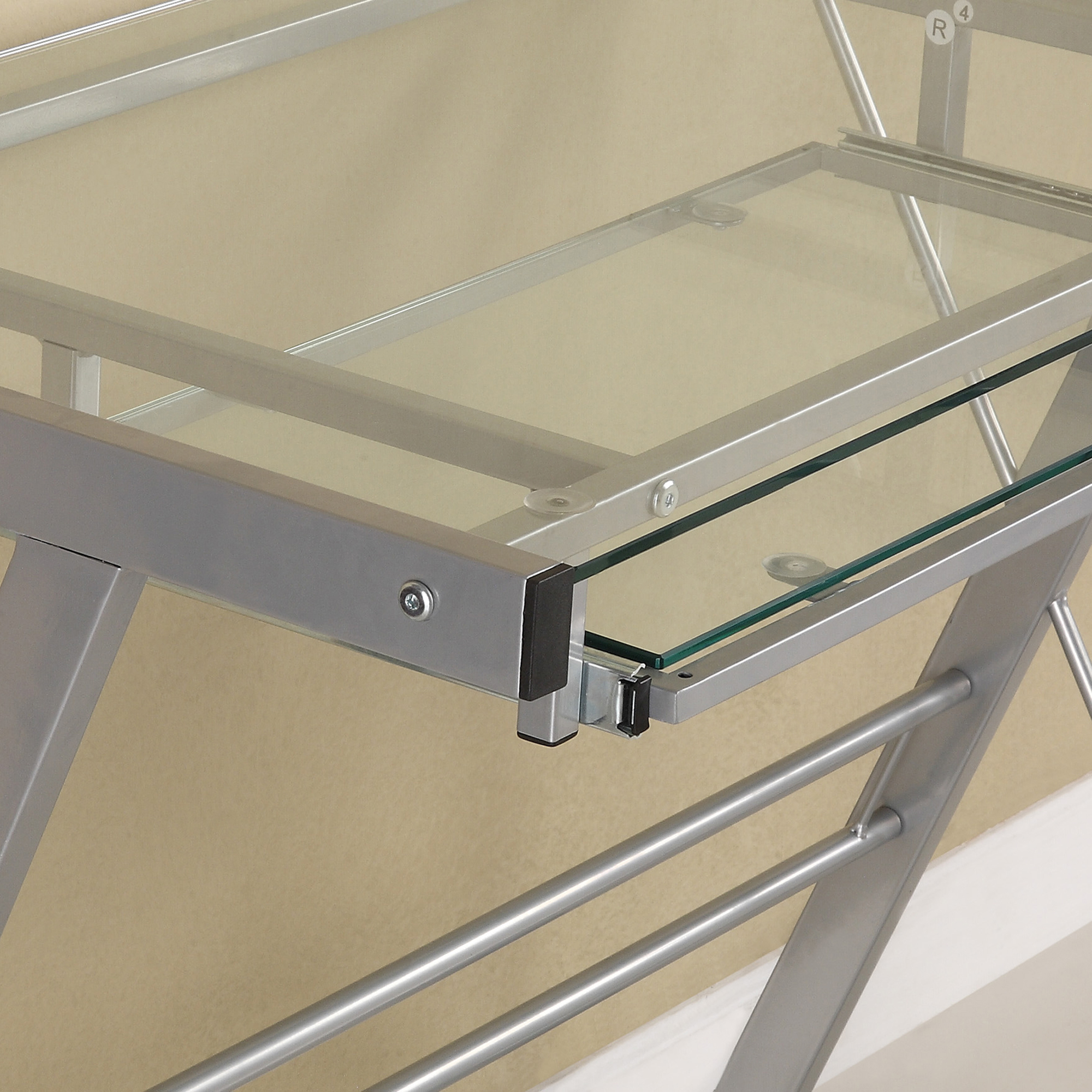 rated awesome glass shaped fice highest fresh furniture depot desk htpcworks l x design office