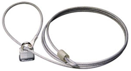 Car Cover Lock Kit : Master lock dat car cover cable and kit