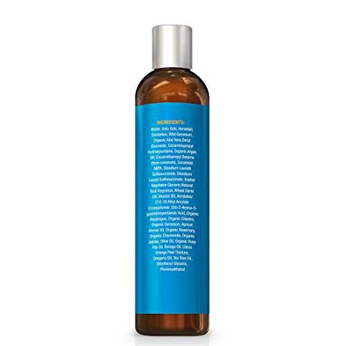 Best Natural Shampoo This Moroccan Argan Oil Shampoo Is