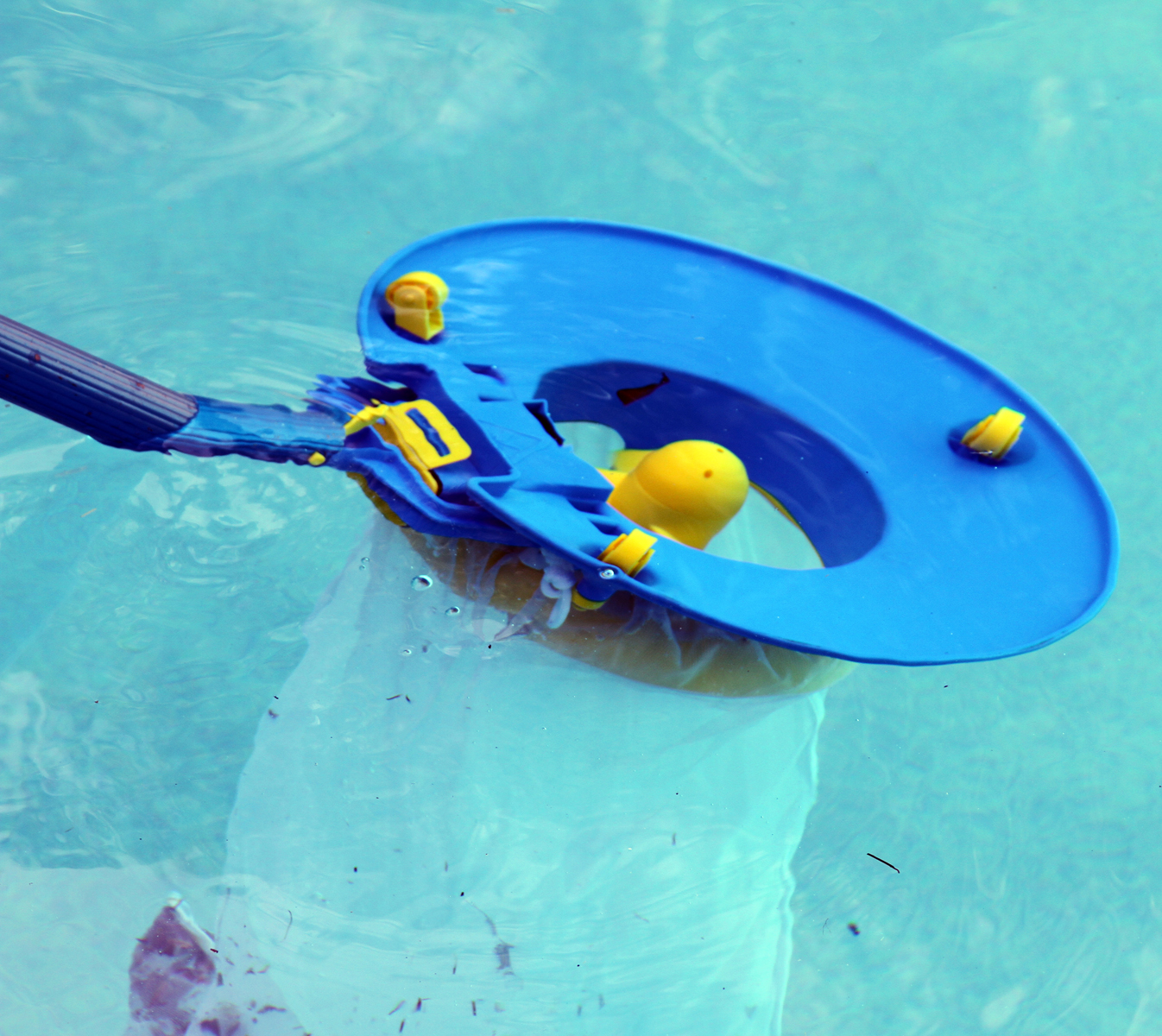 Watertech Swimming Pool Blaster Battery Operated Leaf