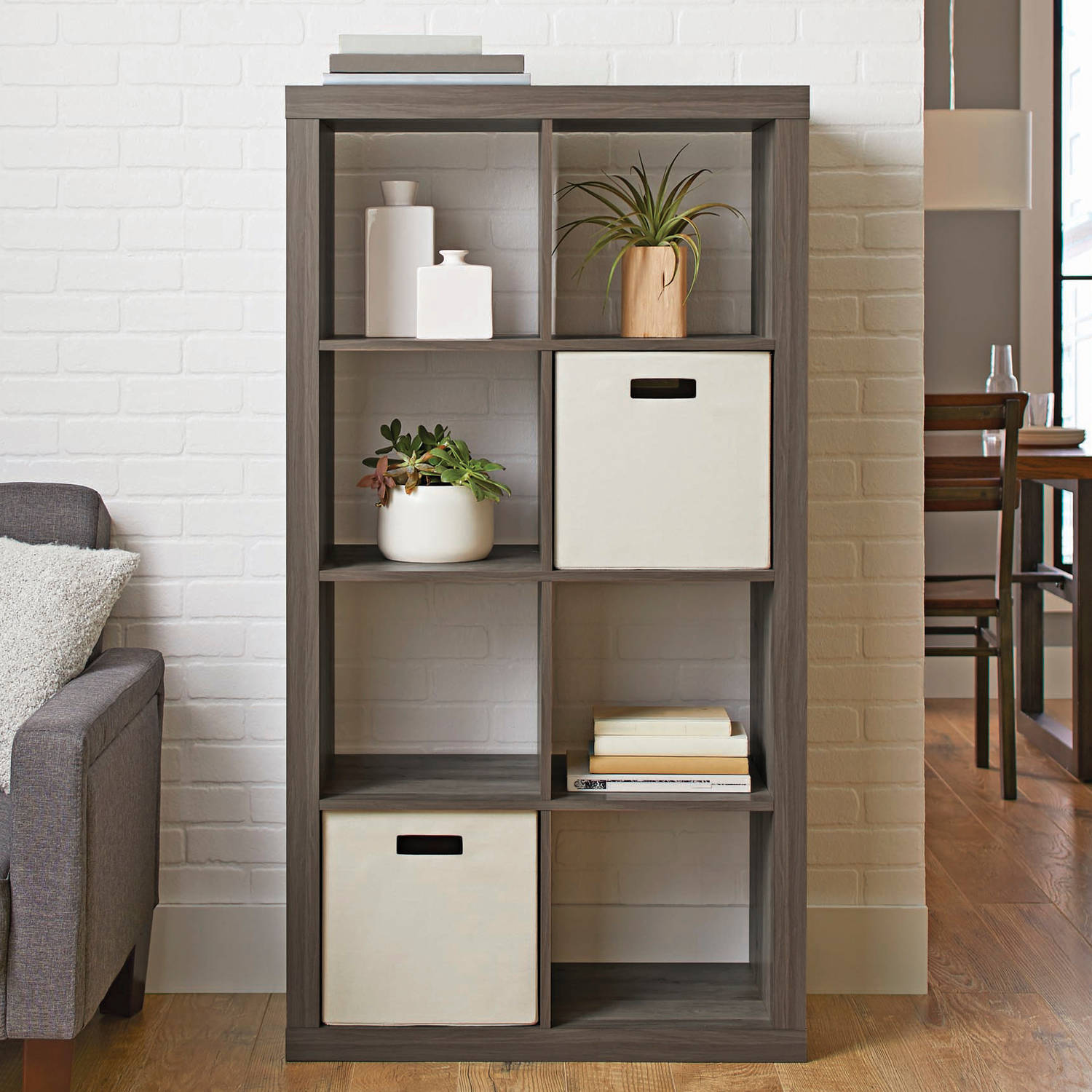 Bhg Homes: Better Homes And Gardens 8-Cube Organizer, Multiple Colors