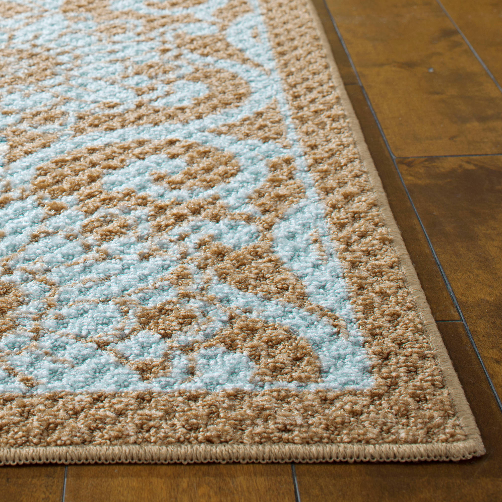 Image Is Loading Better Homes And Gardens Blue Blocks Area Rugs