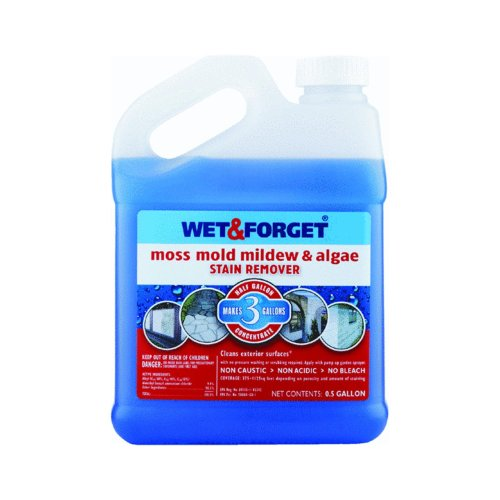 Wet And Forget 800003 Wet And Forget Moss Mold Mildew Algae Sta