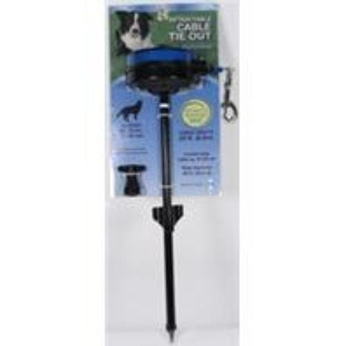 reel king retractable tie out