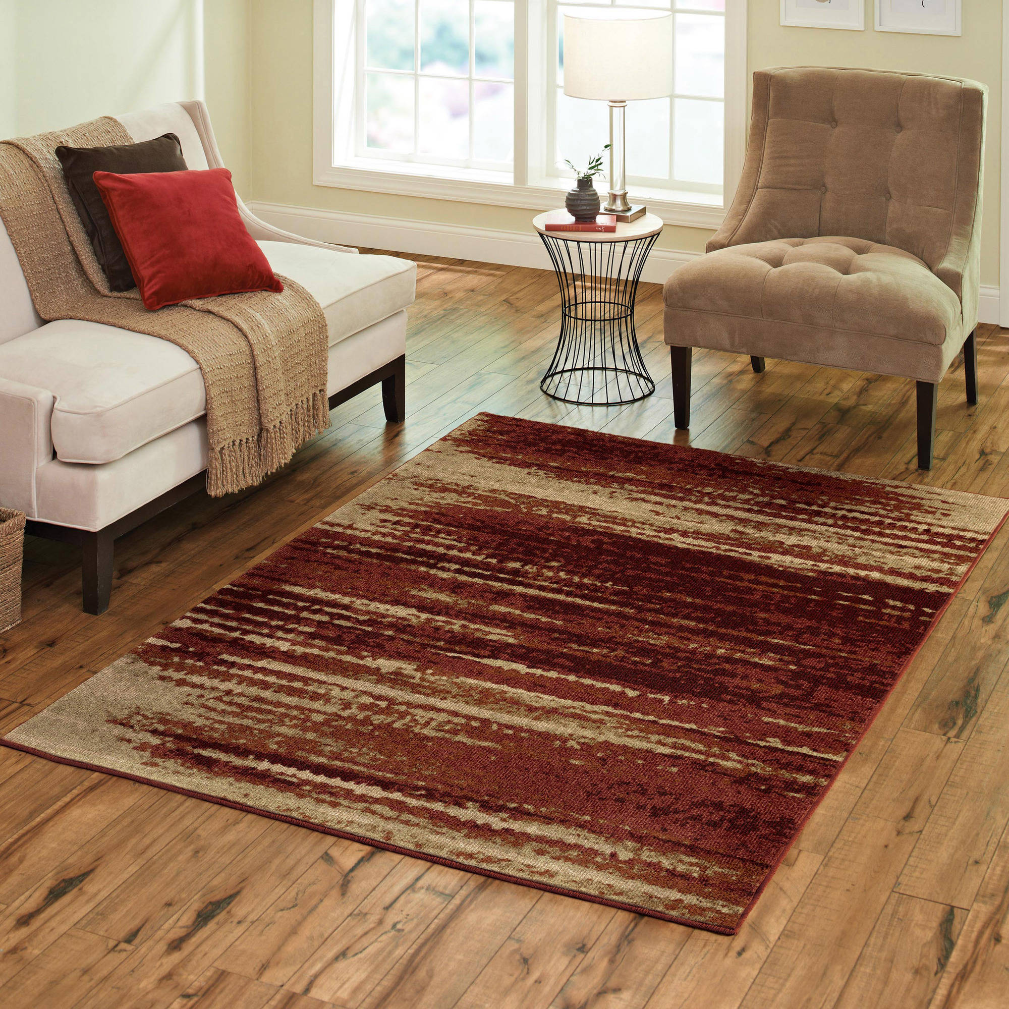 Better Homes And Gardens Shaded Lines Area Rug