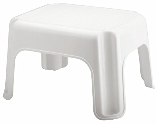 Rubbermaid Step Stool Small Stool White Small Fg420087wht