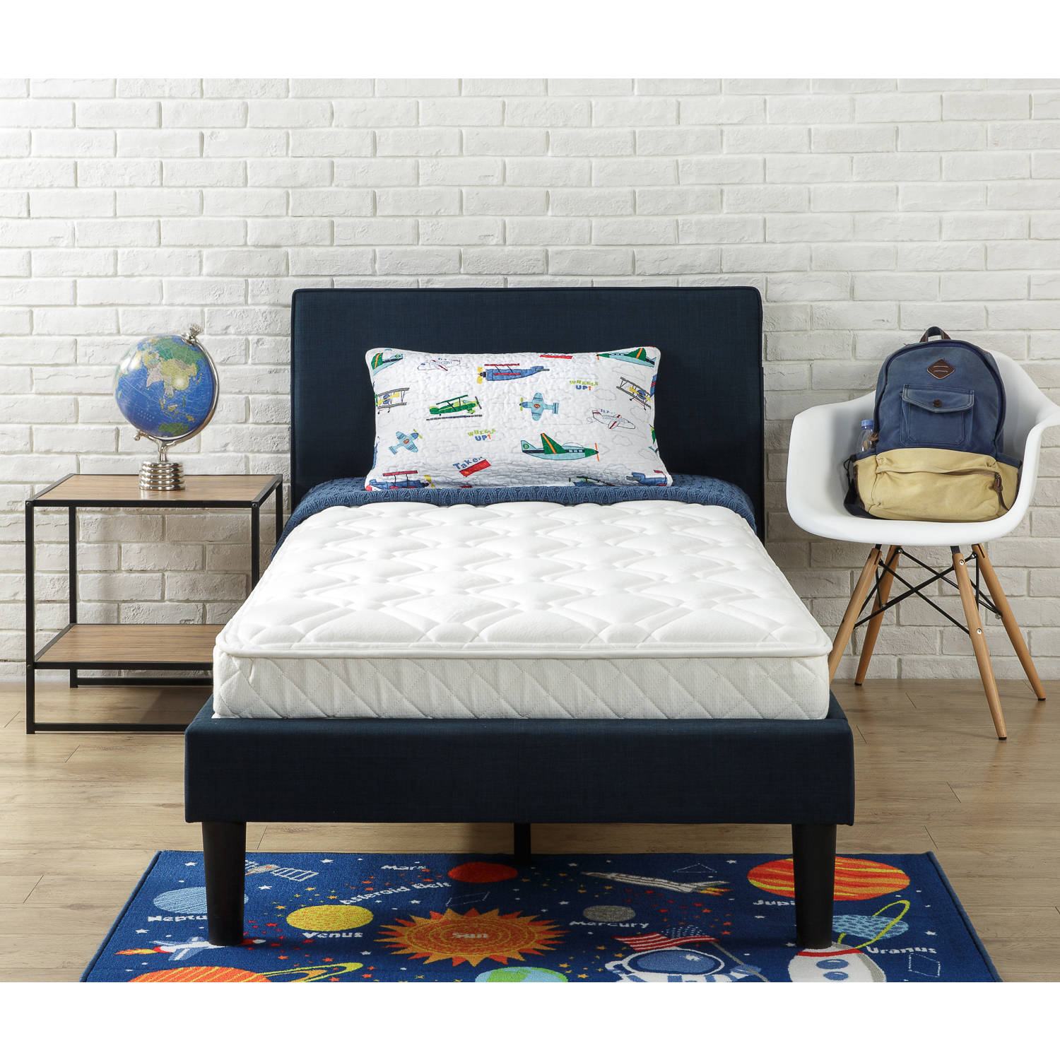 Slumber 1 Youth 6 Bunk Bed Mattress With Moisture