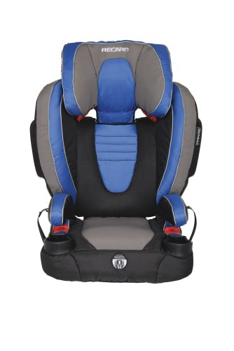 Recaro Performance Booster High Back Booster Car Seat Sapphire