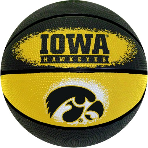 NCAA Iowa Hawkeyes Mini Basketball