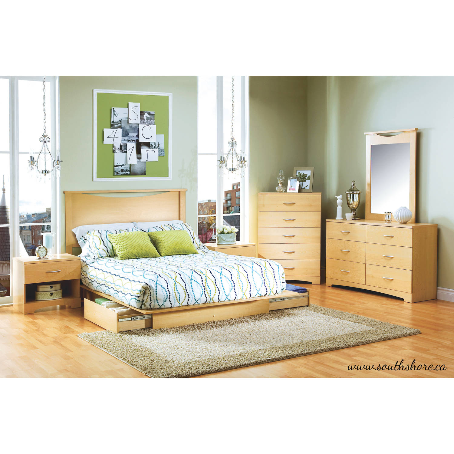 phoenix queen b products item coaster storage drawers with number bed platform beds upholstered