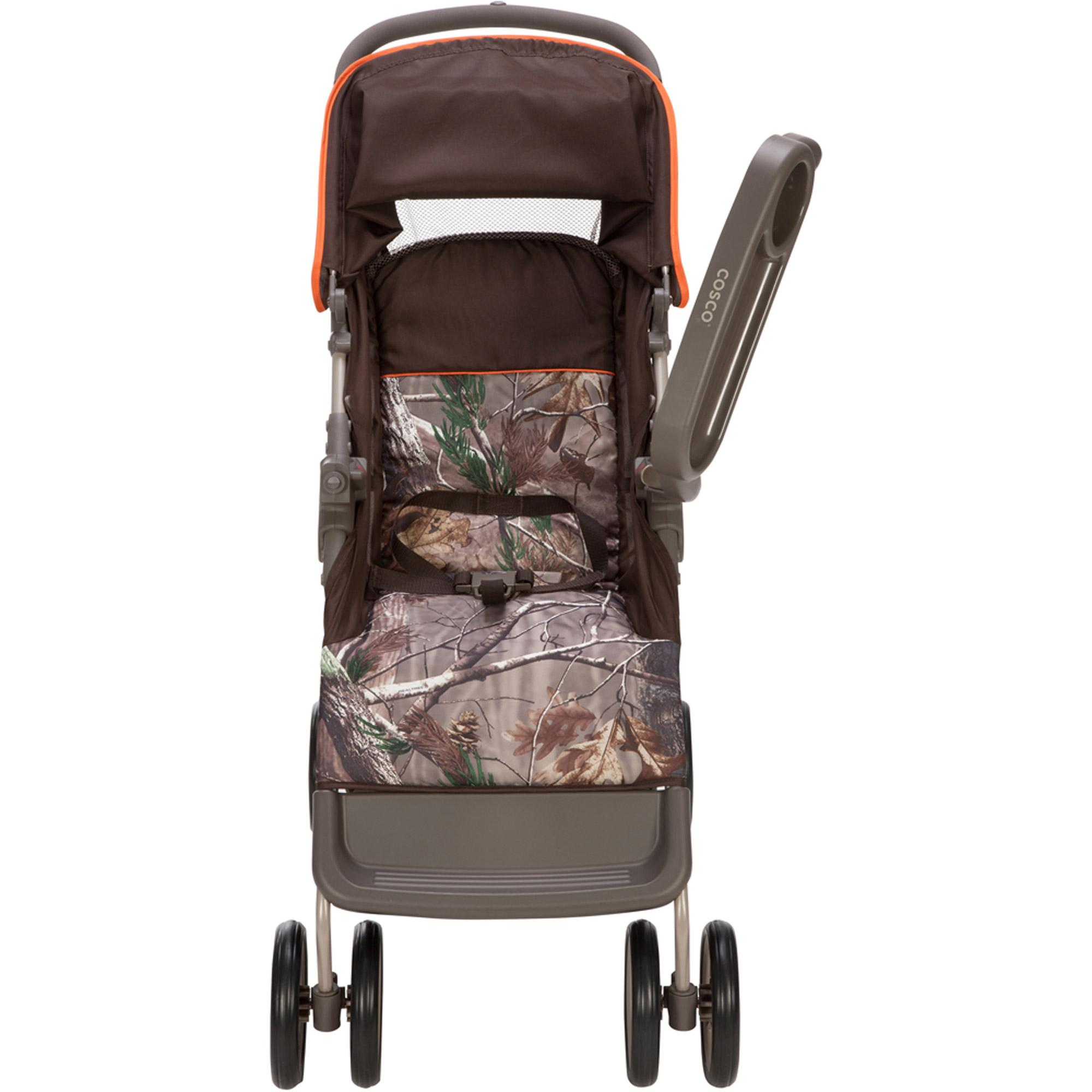Cosco Lift And Stroll Travel System Realtree Orange
