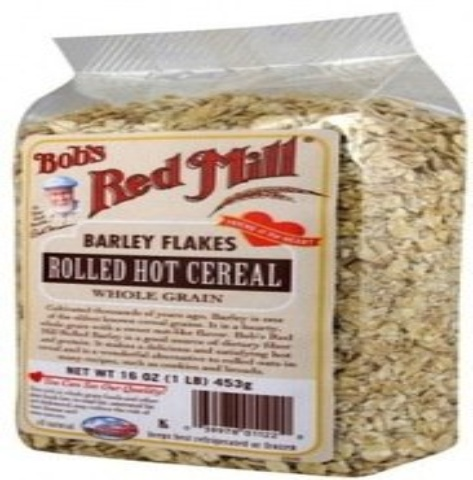 how to cook rolled barley flakes