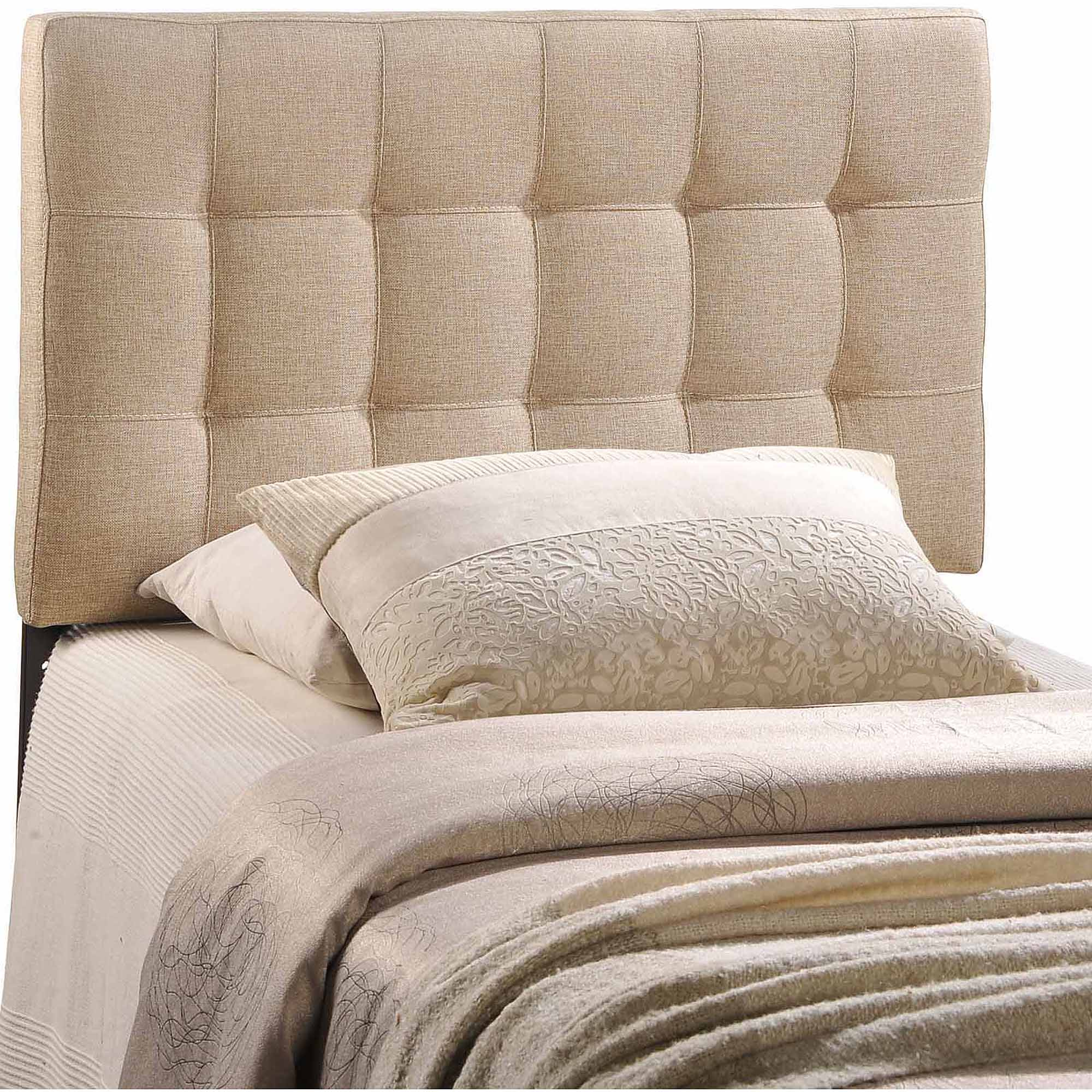 Image is loading modway lily twin upholstered headboard multiple colors
