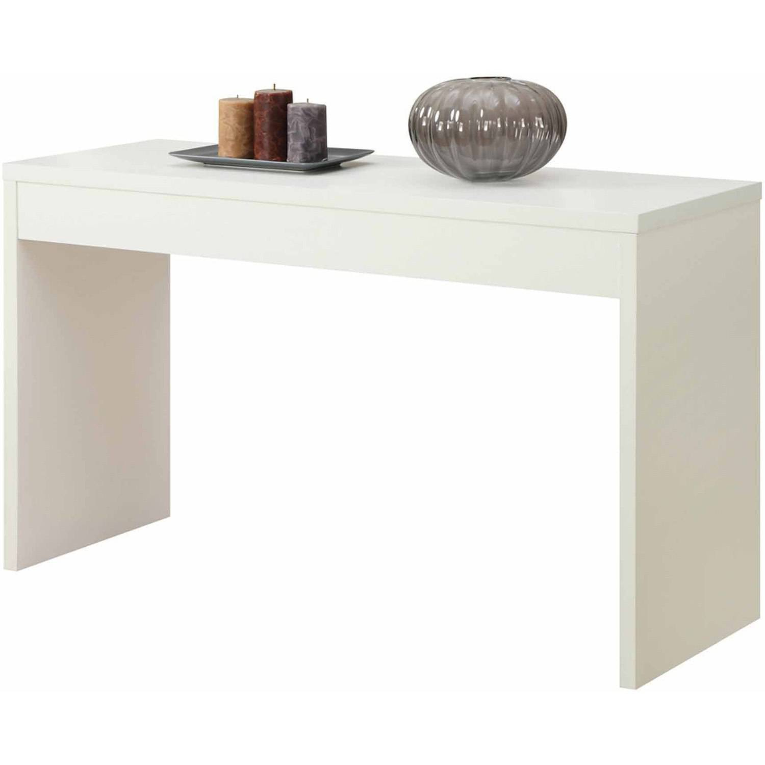 Convenience Concepts Northfield Hallway Console Table Mutilple Colors