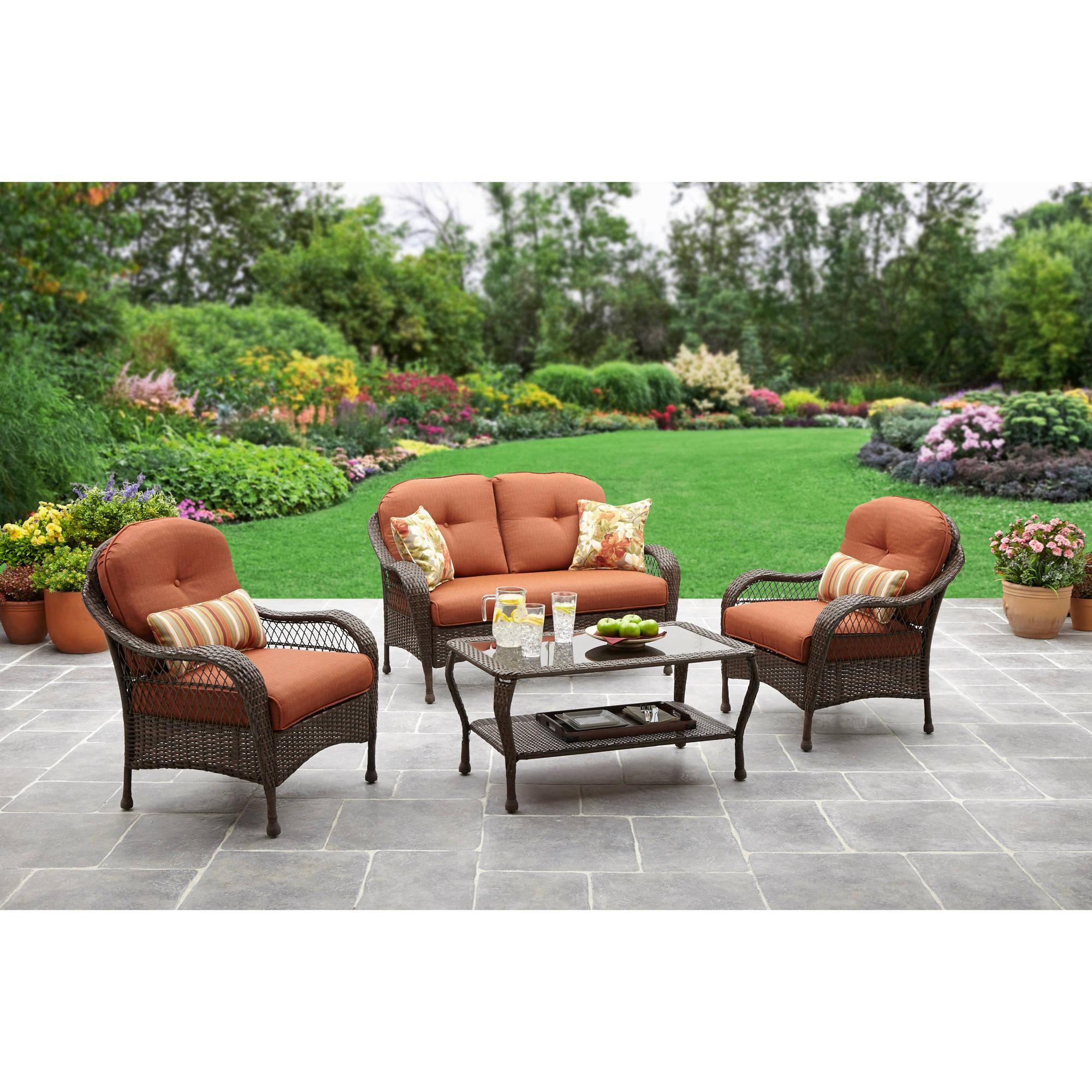 Better Homes And Gardens Patio Cushions Replacement Cushions For