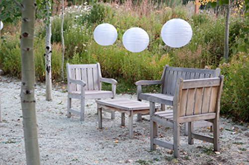 Allsop Home And Garden 14 Inch Round Soji Illume Solar