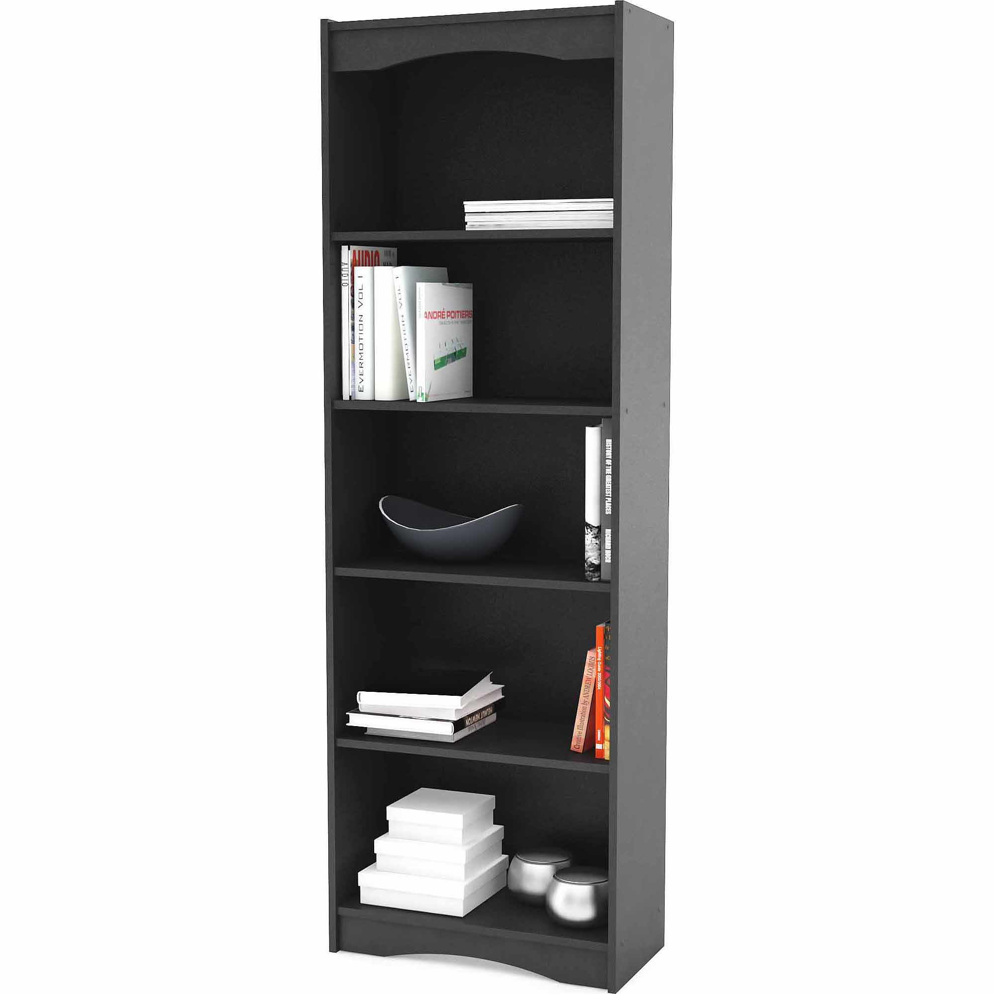 sonax s 217 nhl hawthorn 72 tall bookcase multiple colors