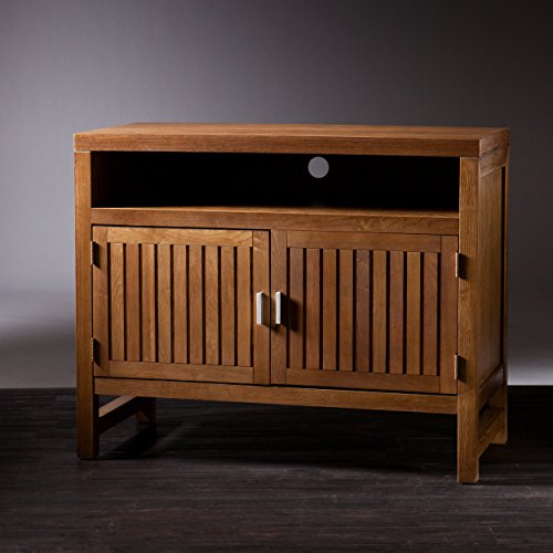 Dontos Industrial Kitchen Cart Southern Enterprises: Southern Enterprises Lisdon TV/Media Console