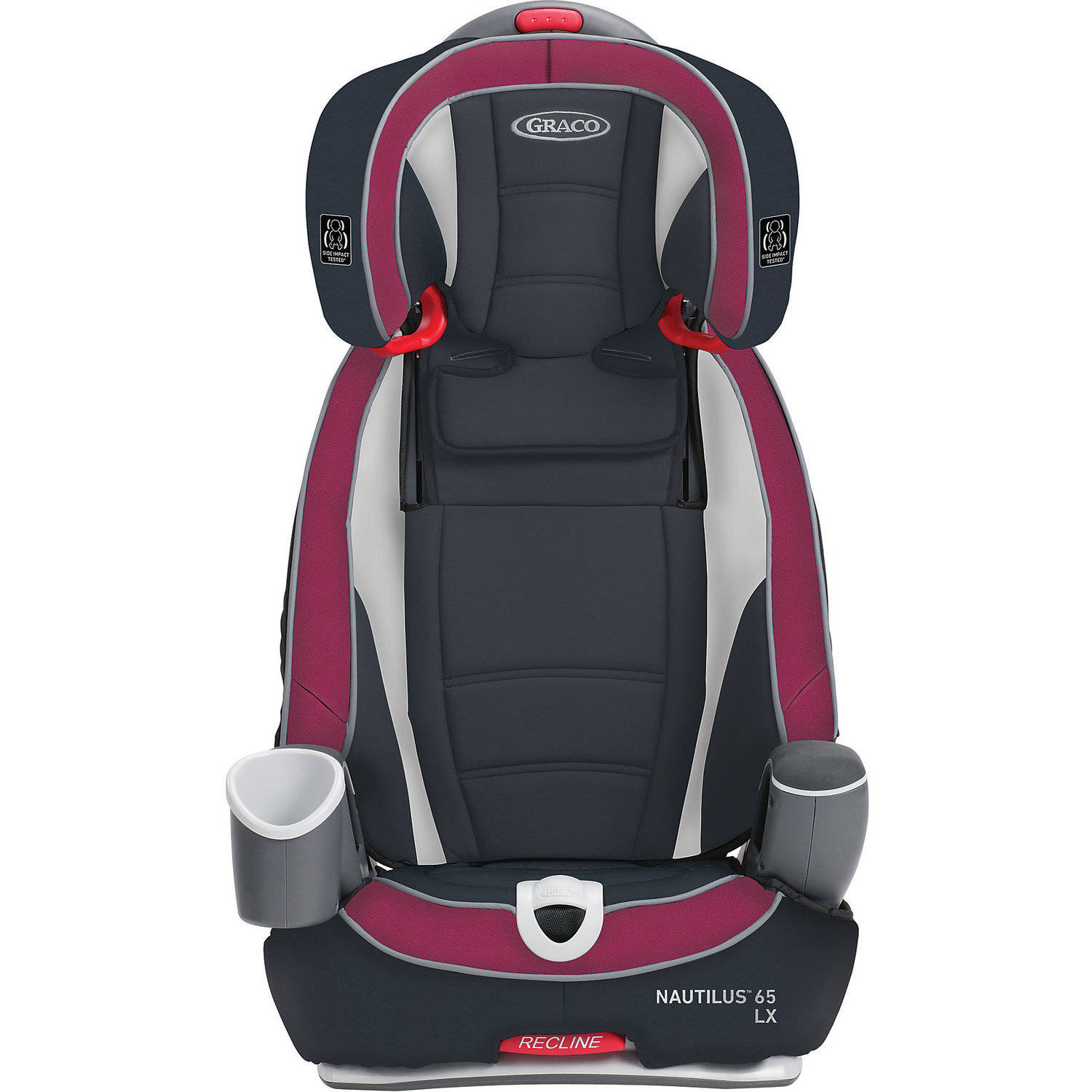 Graco Nautilus LX 65 3-in-1 Harness Booster, Choose Your Color | eBay