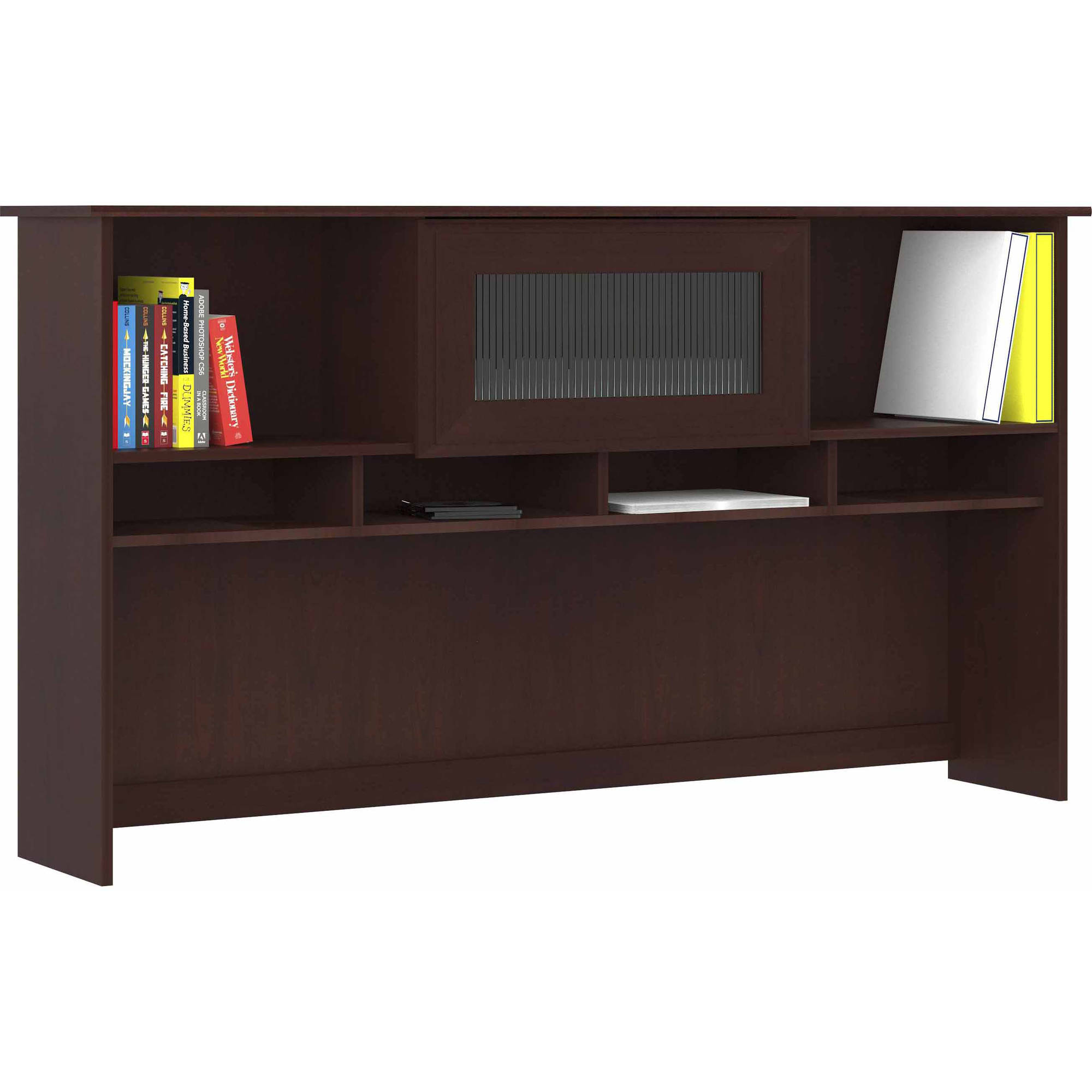 Bush Furniture Cabot 60 034 W Hutch