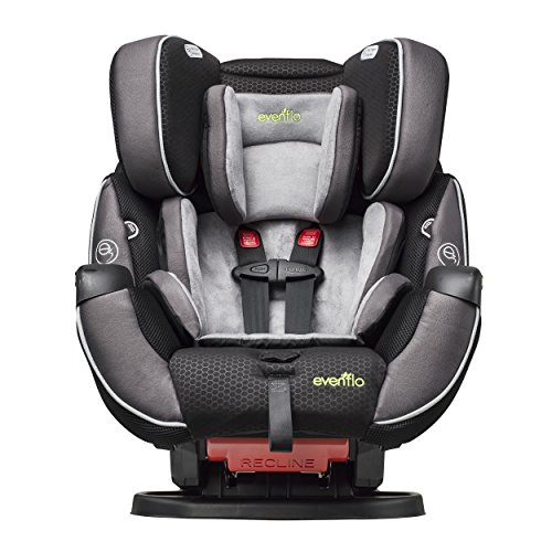 evenflo symphony elite convertible car seat paramount. Black Bedroom Furniture Sets. Home Design Ideas