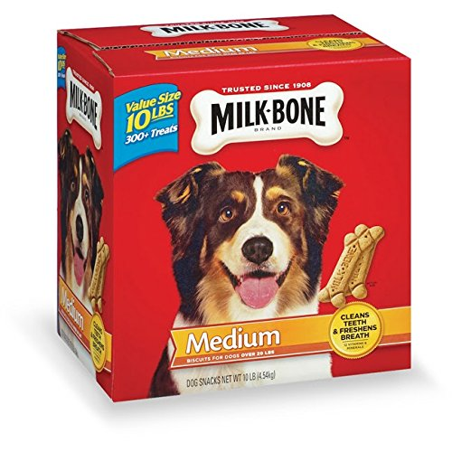 Milk Bone Original Dog Treats For Medium Dogs  Pound