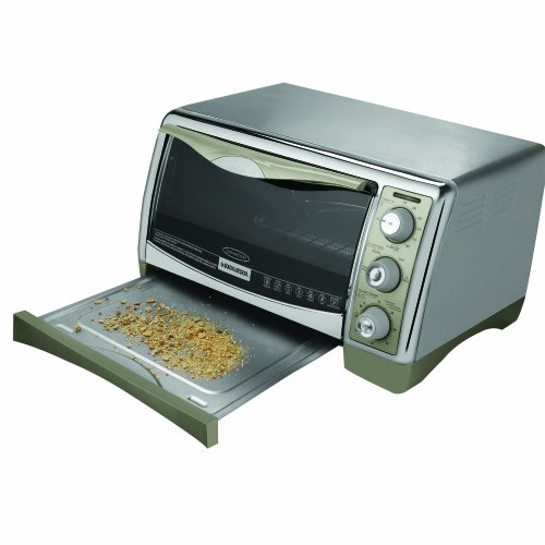 General Electric Countertop Convection Oven : Black & Decker CTO4500S Perfect Broil Convection Toaster Oven