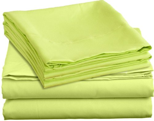 Clara Clark Bright Colored Complete Bed Sheet Set Kids