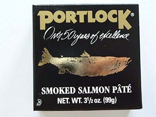 portlock smoked salmon pate pack of 2. Black Bedroom Furniture Sets. Home Design Ideas