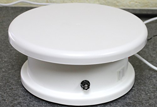 motorized turntable for cakes