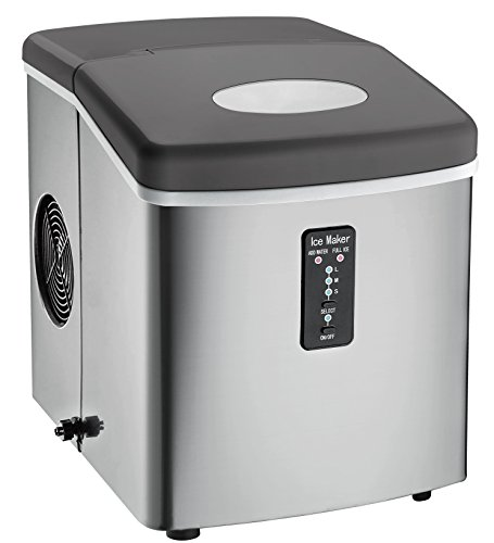 Igloo Ice103 Counter Top Ice Maker With Over Sized Ice
