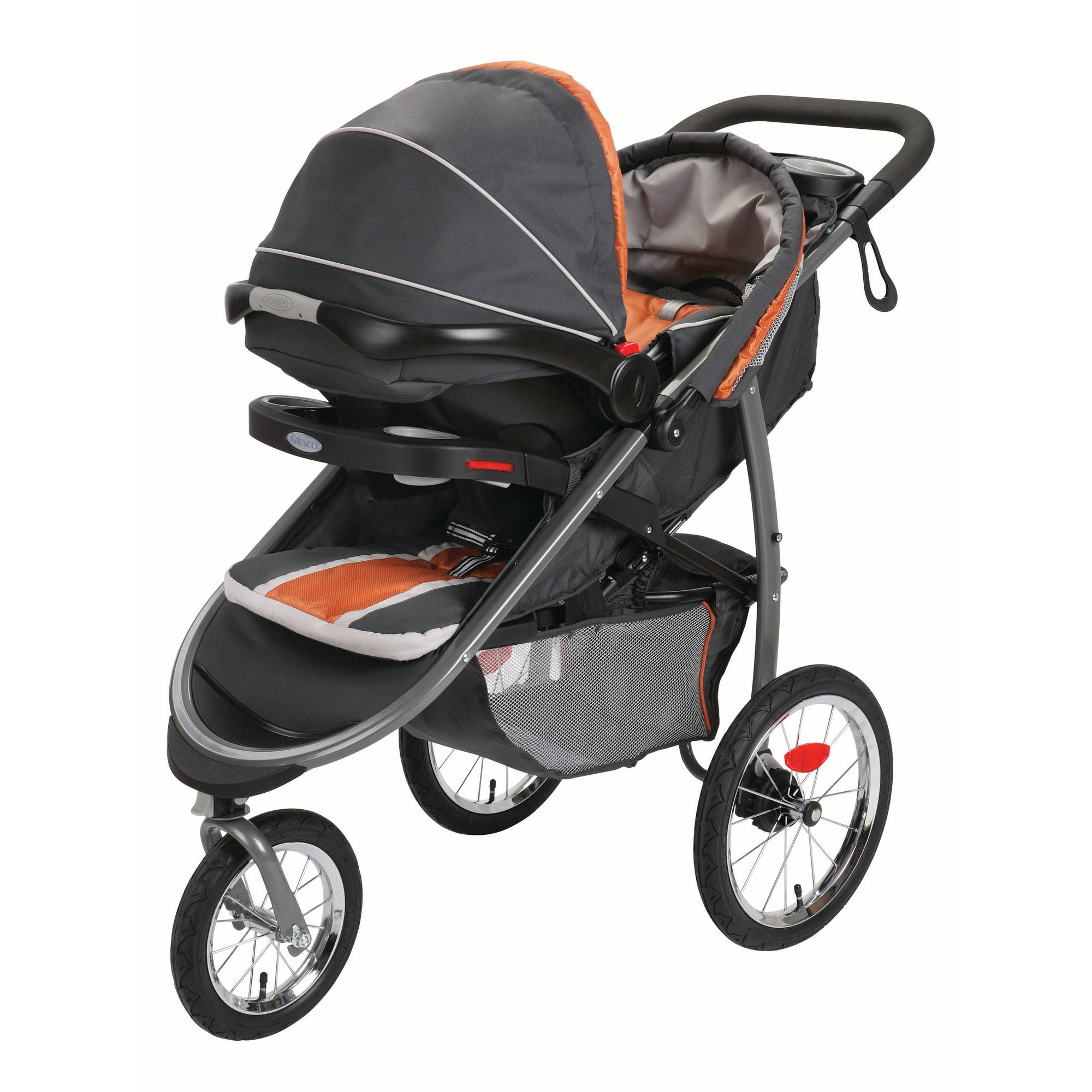 Graco FastAction Fold Jogger Click Connect Jogging ...
