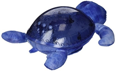 Cloud b Tranquil Turtle Night Light, Ocean