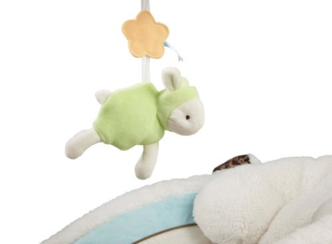 fisher price my little lamb infant seat instructions