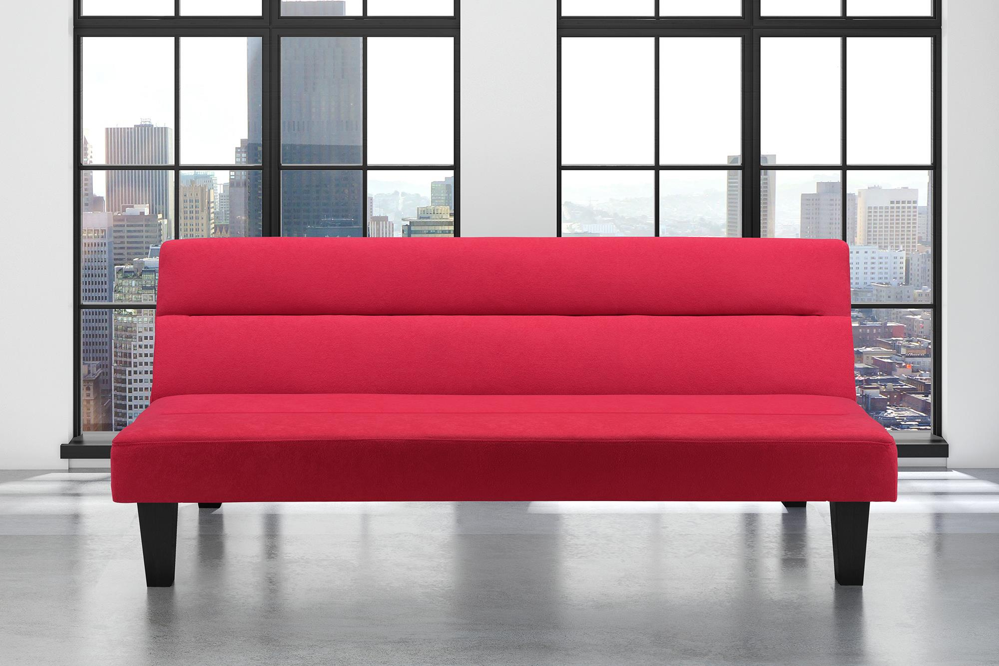 Kebo Futon Sofa Bed Multiple Colors