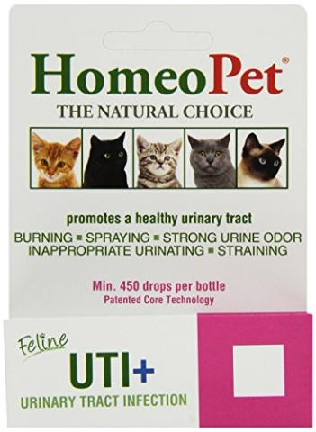 homeopet uti plus urinary tract infection for cats 15ml. Black Bedroom Furniture Sets. Home Design Ideas