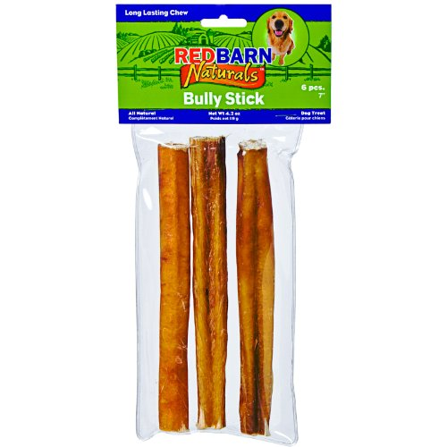 redbarn 7 inch bully sticks 3 pack. Black Bedroom Furniture Sets. Home Design Ideas