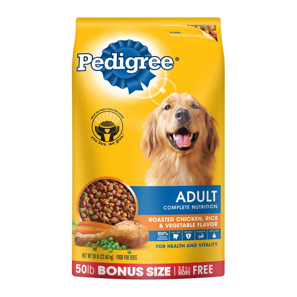 Pedigree Dog Food Large Dog Lb