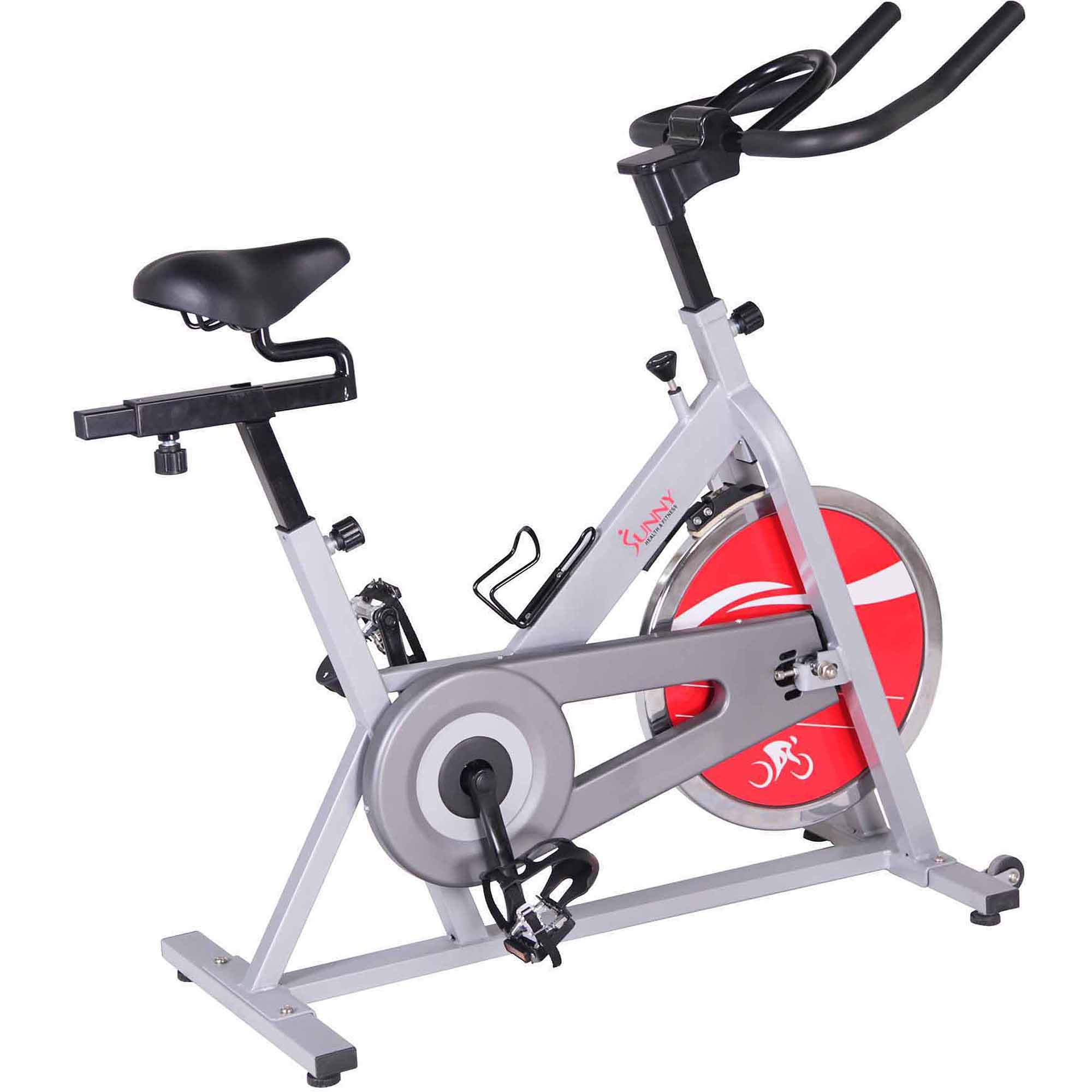 Sunny Health And Fitness Sf B1001s Indoor Cycling Exercise Bike