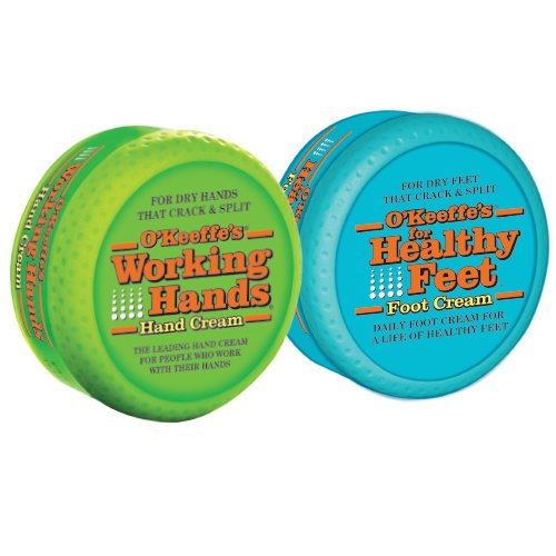 working hands cream o keeffe s k0350015 working and healthy combo pack 10710