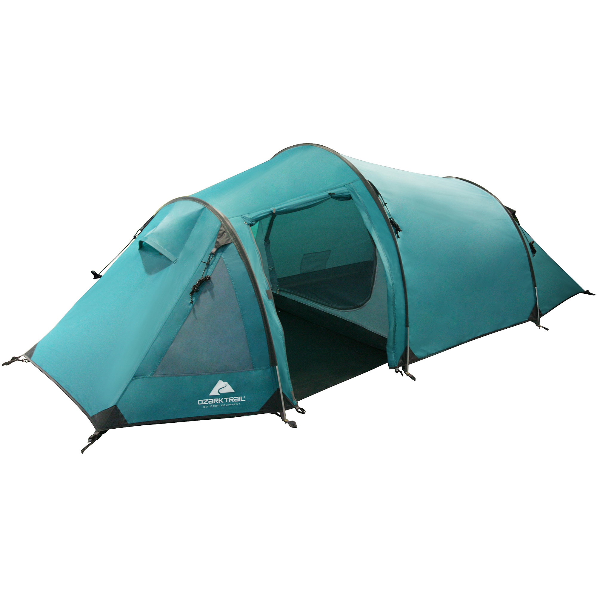 Click Thumbnail to Enlarge  sc 1 st  eBay & Ozark Trail Extended Stay Backpacking Tent Sleeps 2 844093047678 | eBay