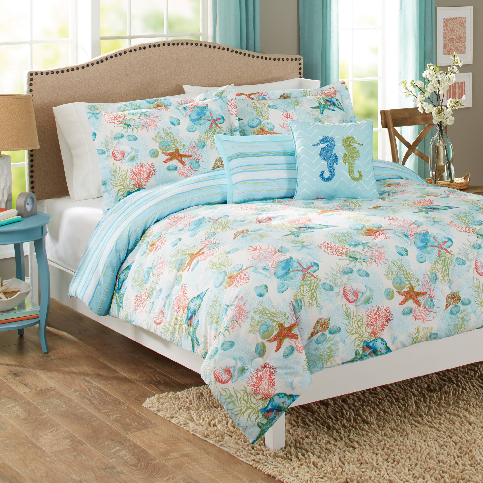 macy better quilt homesfeed navy bedding literarywondrous set queen homes twin full gardens and comforter garden sets