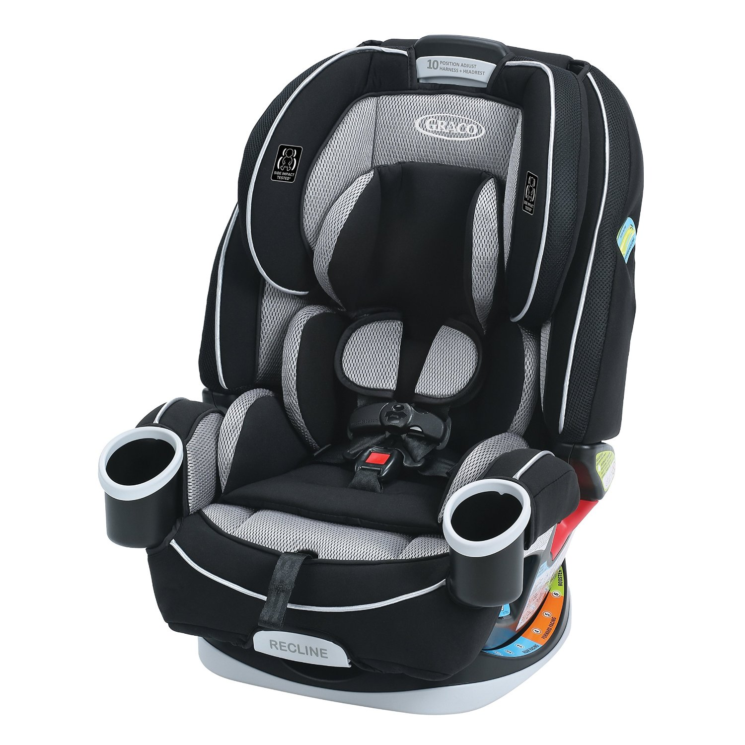 Details About Graco 4ever All In 1 Convertible Car Seat Choose Your Pattern