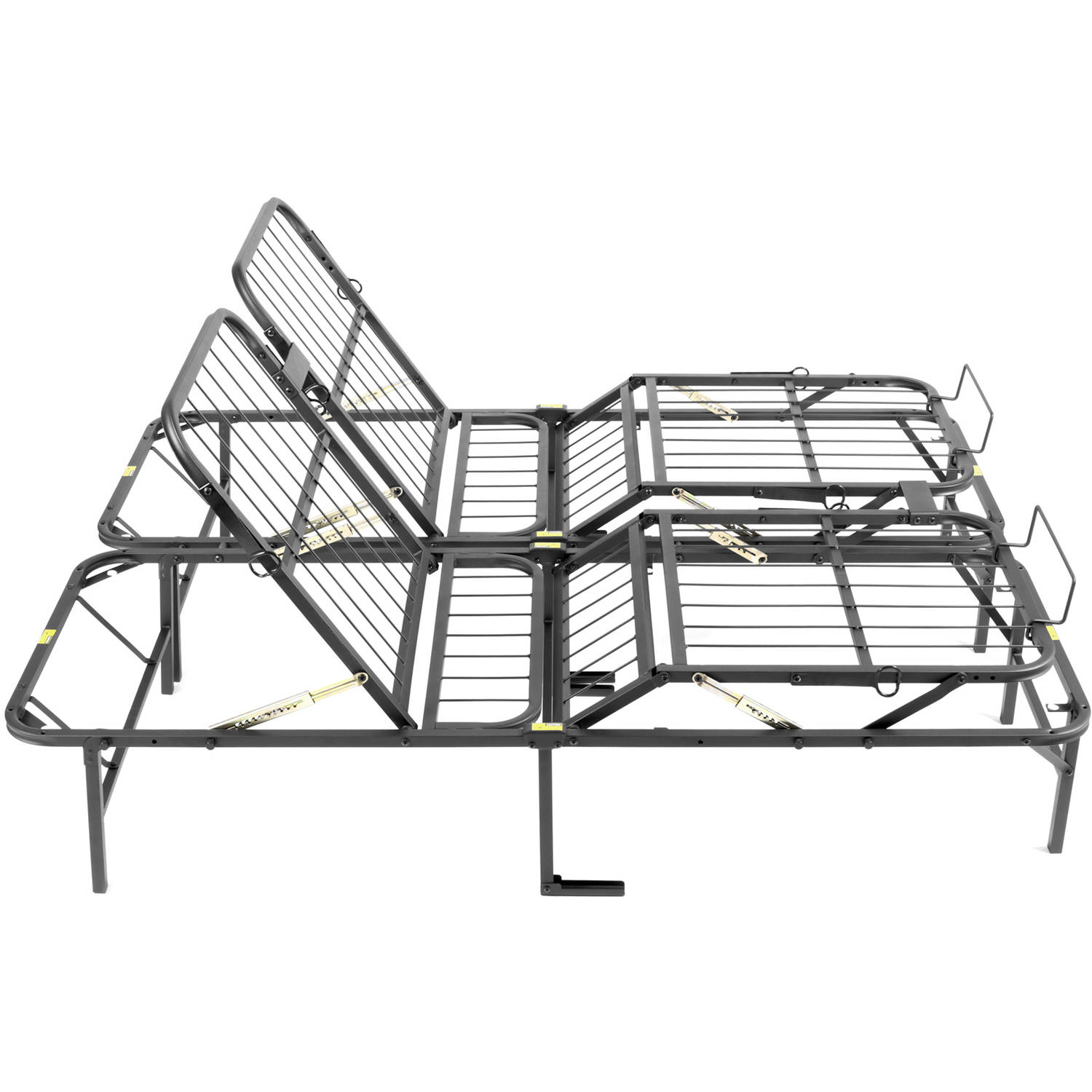 Simple Adjust Head and Foot Bed Frame - Size California King