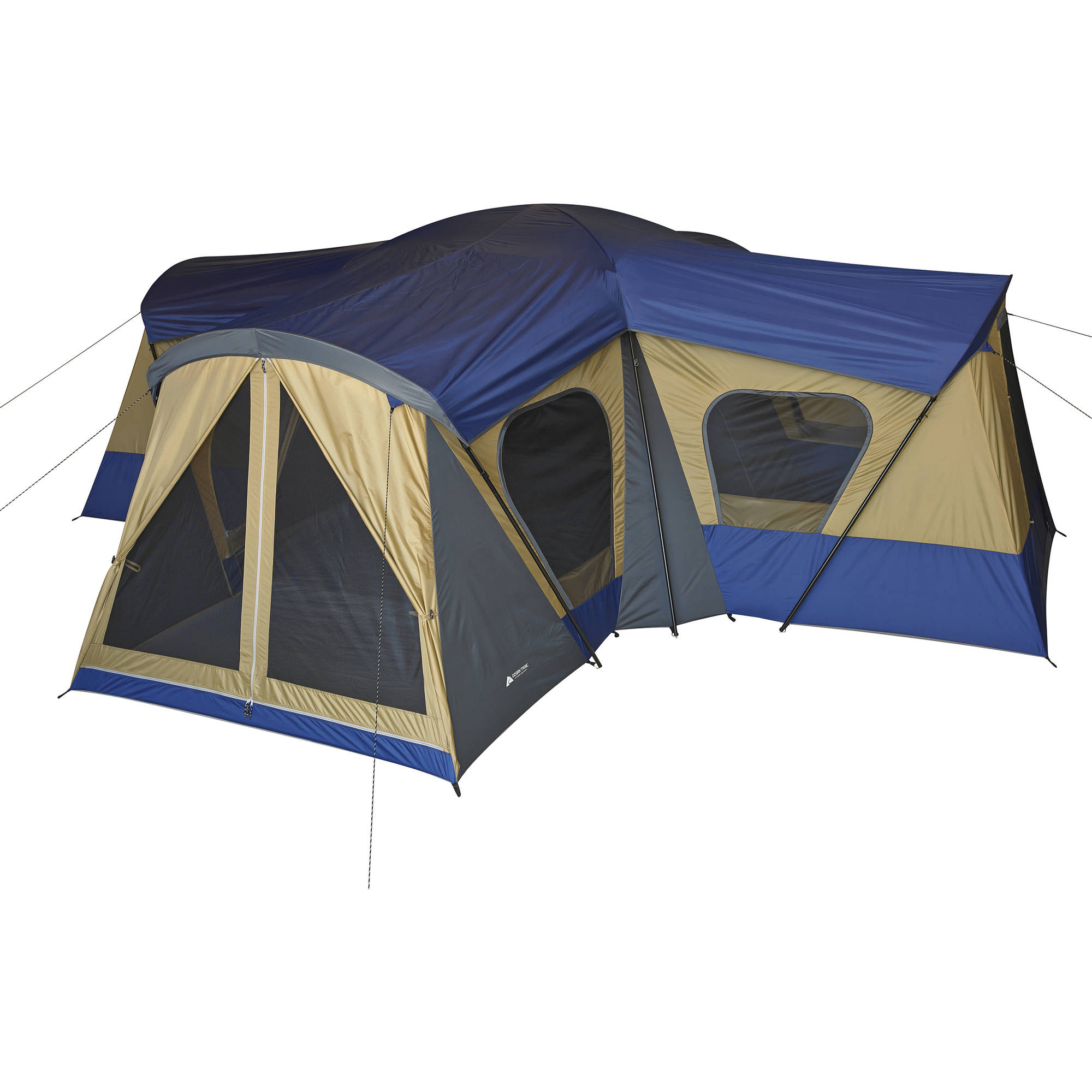 cabin cabins coleman wid hei fly rainfly instant signature tent person with