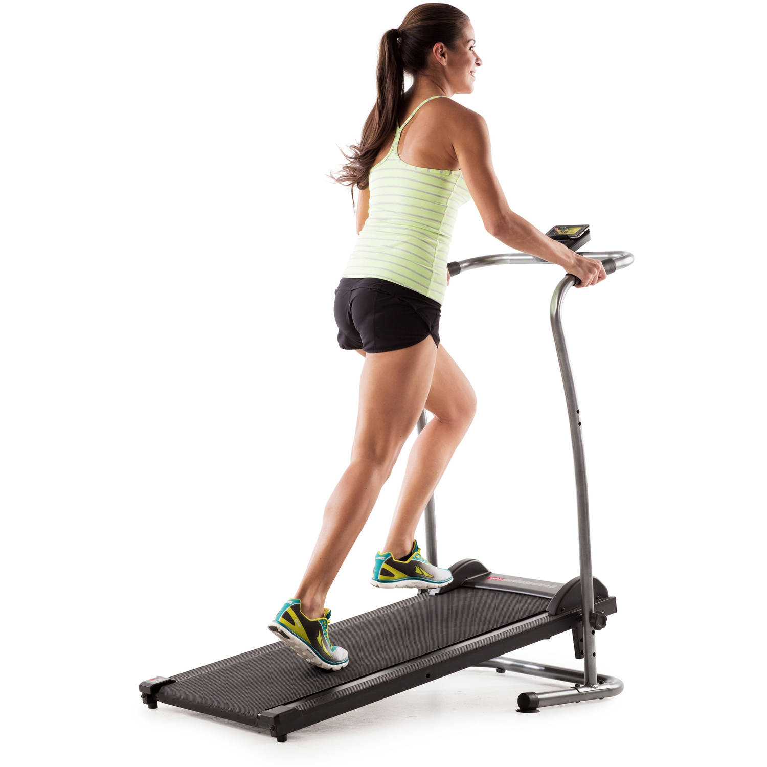 Treadmill Machine Folding Incline Cardio Fitness Exercise